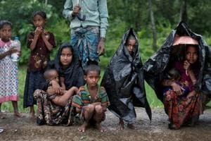 Bangladesh truck carrying Rohingya muslim aid crashes; 9 dead