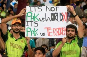 Pakistan's T20 cricket game at home vs  Sri Lanka subject to security...