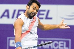 Leander Paes and Purav Raja reach St Petersburg Open tennis...