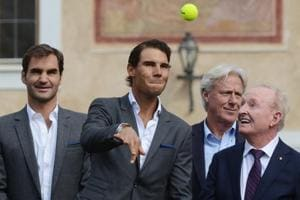 Roger Federer, Rafael Nadal relish teaming up for Laver Cup tennis