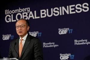 India growing pretty robustly: World Bank chief Jim Yong Kim