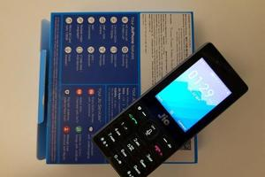JioPhone first impressions: Loaded with goodies and high speed...