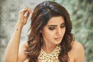 Samantha Ruth Prabhu does her wedding dress rehearsal, introduces us...
