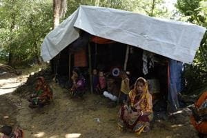 Hindu refugees from Myanmar find sanctuary in Bangladesh