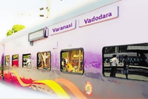 Modi to flag off Mahamana Express: From Venetian blinds to LED lights,...
