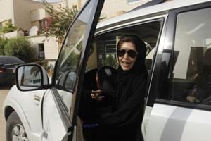 Saudi cleric suspended for saying 'driving ban must remain as women...
