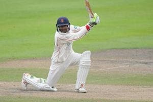 Ashes 2017-18: England hopeful Haseeb Hameed suffers finger injury