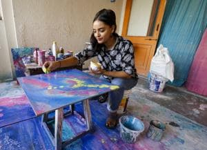 Sheel Parekh says she would never have discovered her love for art were it not for her alternative school, Eklavya, in Ahmedabad. The transition to senior secondary made her afraid to ask questions and write exam papers, but design school was better. Now 26 and an interior designer, she says it was worth it in the long run because she does what she loves for a living.