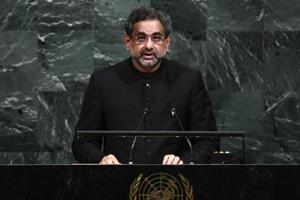 UNGA: Pakistan accuses India of war crimes in Kashmir