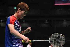 Japan Open: Son Wan-Ho crushes Lin Dan, Nozomi Okuhara makes semis