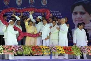 Mayawati climbs aboard the dynasty bandwagon