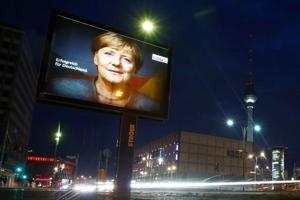 German elections: Polls indicate Merkel's open door to refugees worked...