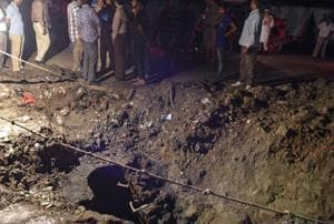 Three die of poisonous gases while cleaning sewer in Noida, contractor...