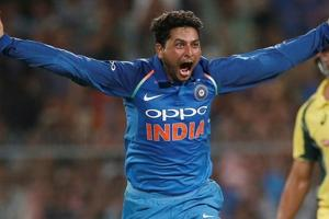 Kuldeep Yadav, India's hat-trick man, says bowling quality balls...