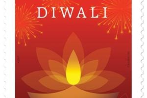 India and Canada jointly release Diwali stamps