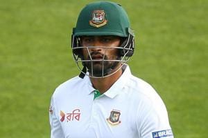 Tamim Iqbal suffers thigh injury during Bangladesh's warm-up game in...
