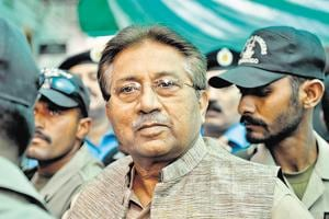Musharraf should return to Pakistan and face courts if he's brave,...