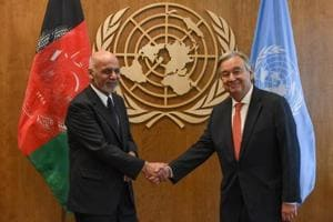 Pakistan hub of terror activities: Afghanistan at UN