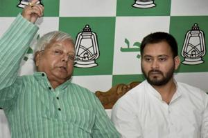 CBI summons Lalu Prasad, Tejashwi again on Sept 25, 26 in IRCTC hotel...