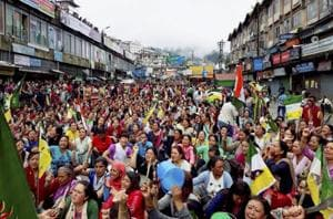 100 days of discord in Darjeeling as state govt tries to impose new...