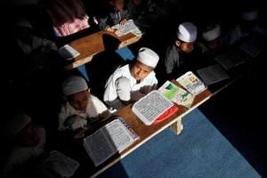 MP madrasas will have to hoist Tricolour everyday: Education minister...