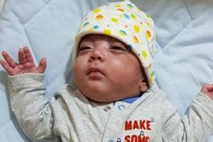 Miracle! India's youngest premature baby survives after four months of...