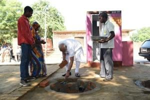 Sanitation is worship for me, helps poor get rid of diseases, says PM...