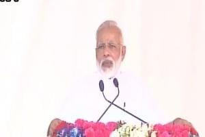 Modi in Varanasi live: PM says the nation comes before the party