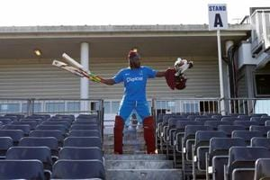 Chris Gayle 'good to go' ahead of third game between England and West...