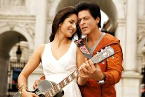 Katrina Kaif is super excited to be shooting with Shah Rukh Khan after...