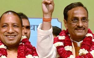 Uttar Pradesh deputy chief minister Dinesh Sharma.