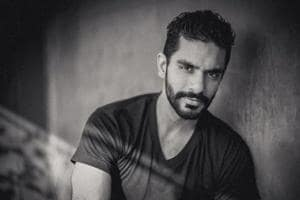 Angad Bedi reveals what inspired him to perform stunts in Saman Khan's...