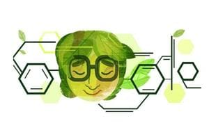 Google honours Indian chemist Asima Chatterjee on 100th birthday