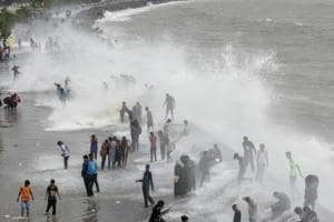 Nearly 40% of Mumbai could be underwater in the next 100 years if sea levels continue to rise.