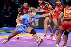 Pro Kabaddi League: Bengal Warriors edge out Bengaluru Bulls