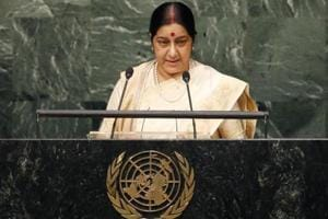 Sushma Swaraj likely to focus on UN reforms and 'Terroristan' Pakistan...