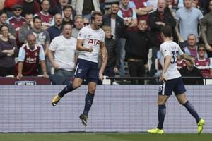 Harry Kane brace sees Tottenham Hotspur beat West Ham United in...