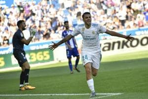 Real Madrid defeat Alaves in La Liga as Dani Ceballos scores a brace