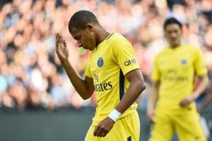 Paris Saint-Germain miss Neymar as they drop first Ligue 1 points at...