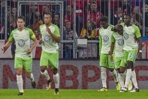 Wolfsburg earn comeback draw vs Bayern Munich in Bundesliga thriller