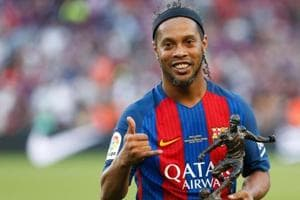 Ronaldinho believes FIFA U-17 World Cup can be crucial for young...