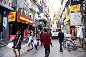 21 'polluting' restaurants sealed in south Delhi's popular Hauz Khas...
