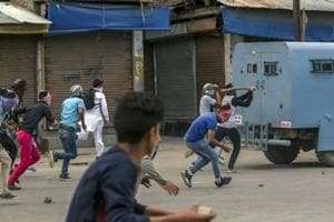 Young Kashmiri stone-pelters get education, job training in correction...