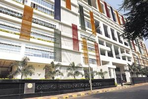 2. Oberoi International School