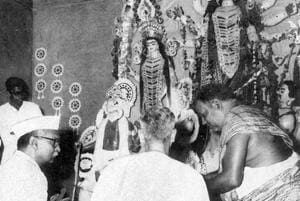 Old is gold: Delhi's Vintage Durga Pujas stay rooted in tradition