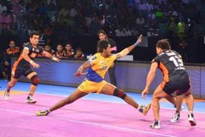 Pro Kabaddi League: Tamil Thalaivas stun Bengal Warriors