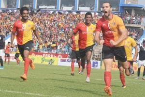 East Bengal draw with Mohun Bagan, clinch 8th straight Calcutta...