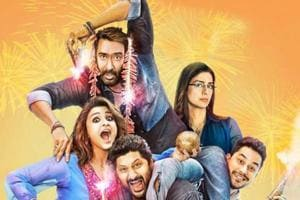 Golmaal Again: The title track is out and it's all about swag