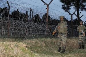 Security forces conduct search operation in Kashmir's Uri sector