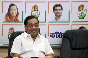 Ex-Cong leader Narayan Rane to meet Amit Shah in Delhi on Monday